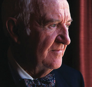 Lab remembers Justice John Paul Stevens, '37, AB'41, 1920–2019