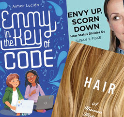 Hair, scorn, and code: alumni authors at work