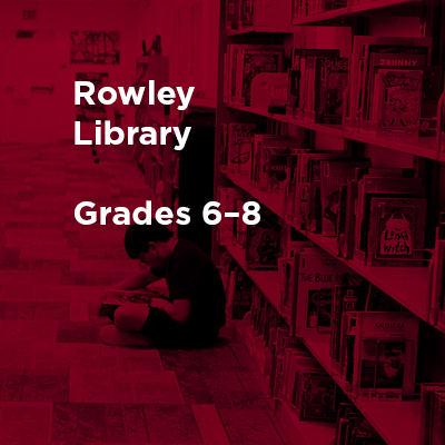Rowley Middle School Library